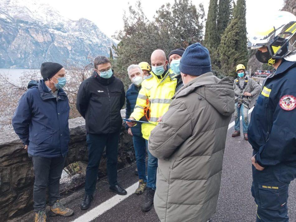 Maltempo: la situazione della viabilità in Trentino – Domenica 3 gennaio