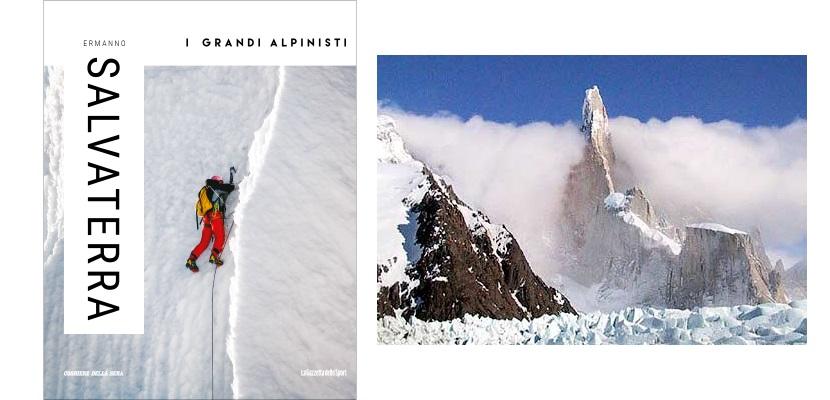 Corriere della Sera – I Grandi Alpinisti: domani sarà in edicola il volume dedicato ad Ermanno Salvaterra
