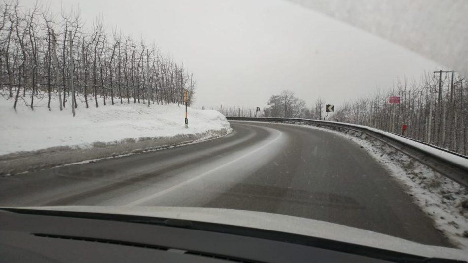 Viabilità nelle Giudicarie e Rendena: rimane chiusa la statale per Trento fra Saone e Ponte Arche