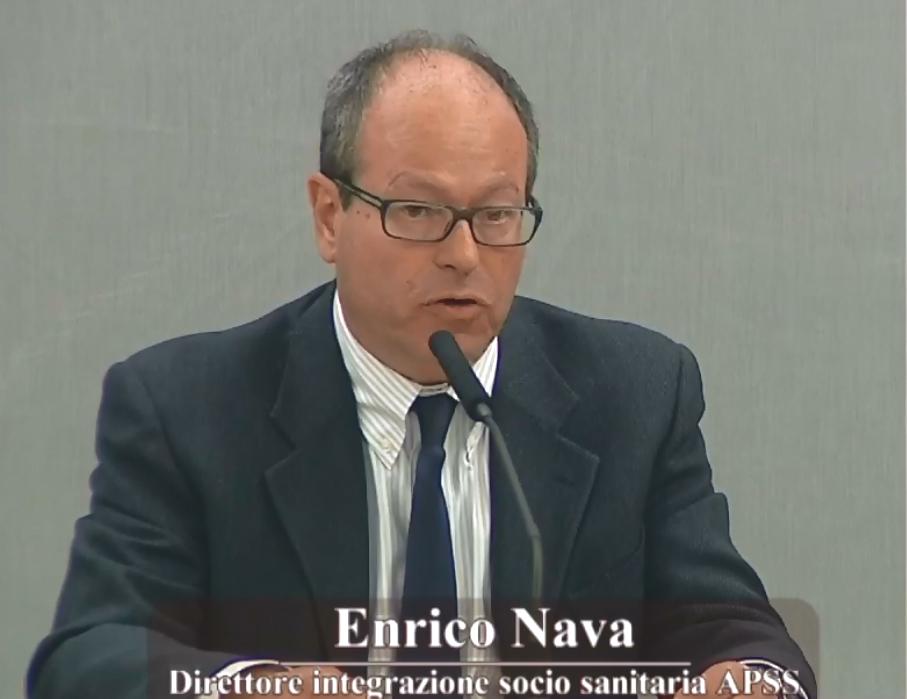Il Direttore integrazione socio sanitaria Apss Enrico Nava si dimette per il vaccino alla moglie