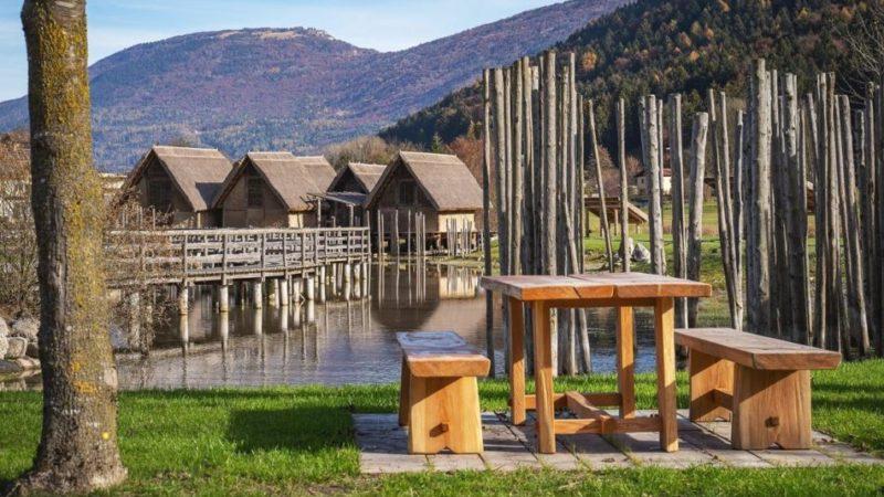 A giugno aprirà il Parco Archeo-Natura alla Palafitte di Fiavè