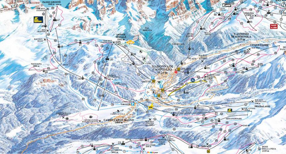 Skiarea Campiglio: quando nascerà la società unica?