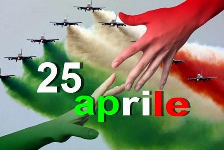 Oggi 25 aprile Festa della liberazione