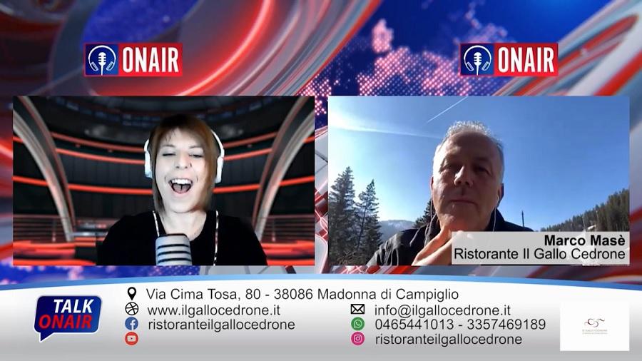 """Marco Masè racconta """"Il Gallo Cedrone"""" a Radio News 24"""
