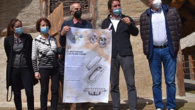 Parco Archeo Natura: a Fiavé gli assessori Tonina e Bisesti per fare il punto sull'inaugurazione