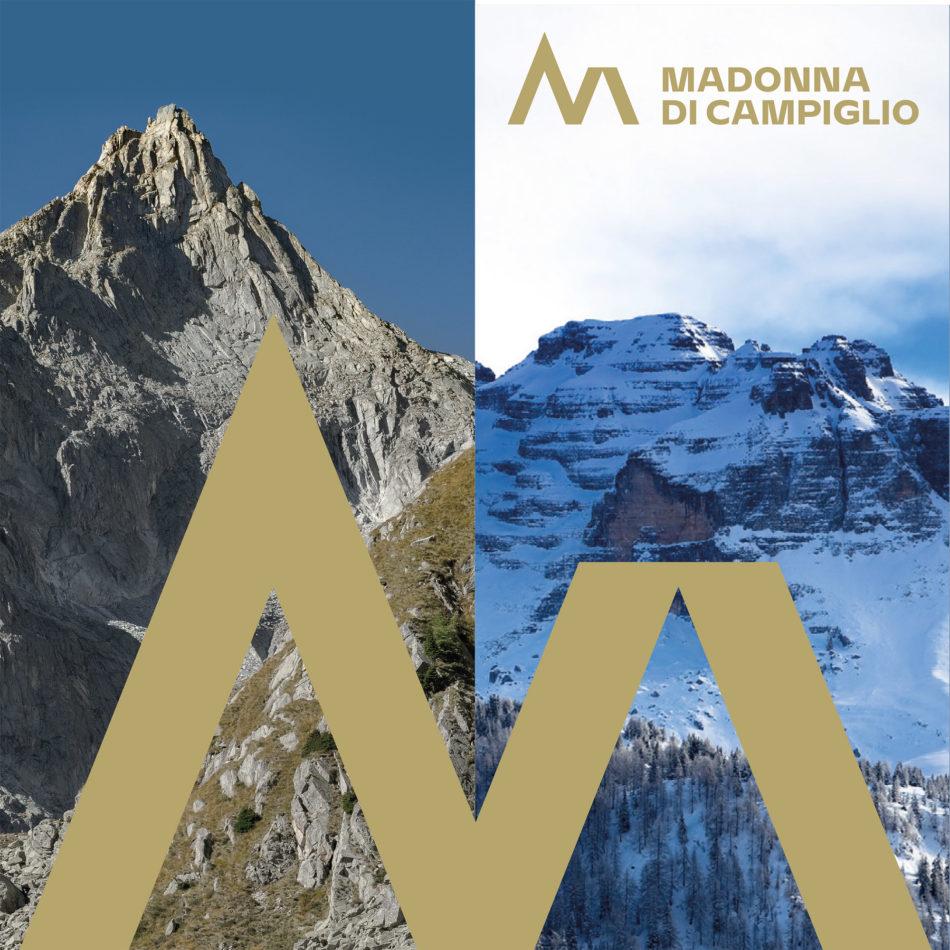 Madonna di Campiglio: un nome unico e una nuova identità visiva
