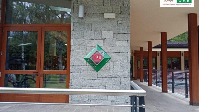 Attivi da oggi i defibrillatori semiautomatici esterni installati nel territorio comunale di Pinzolo