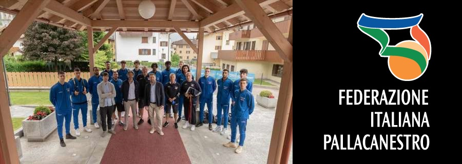 Ieri è iniziato il training camp della Nazionale di Basket a Pinzolo e Carisolo