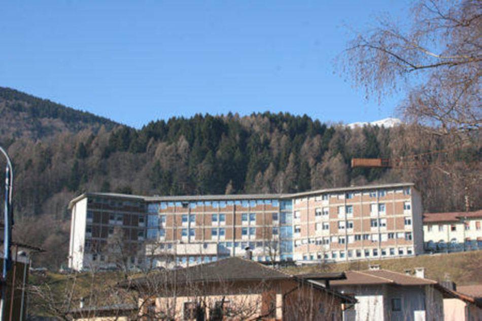 Potenziamento dell'Ospedale di Tione, i lavori sono in corso