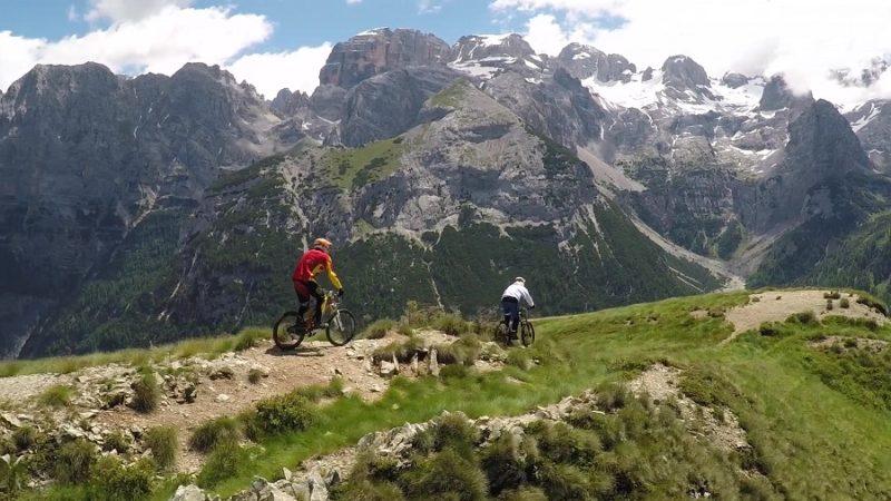 Outdoor Campiglio Dolomiti di Brenta