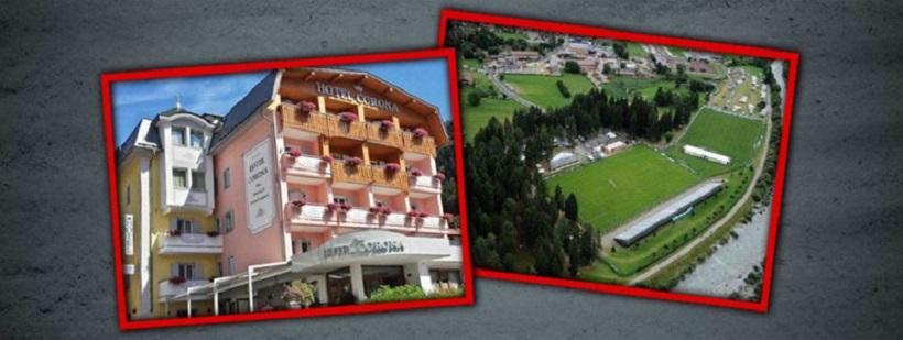Anche la Cremonese Calcio in ritiro a Pinzolo