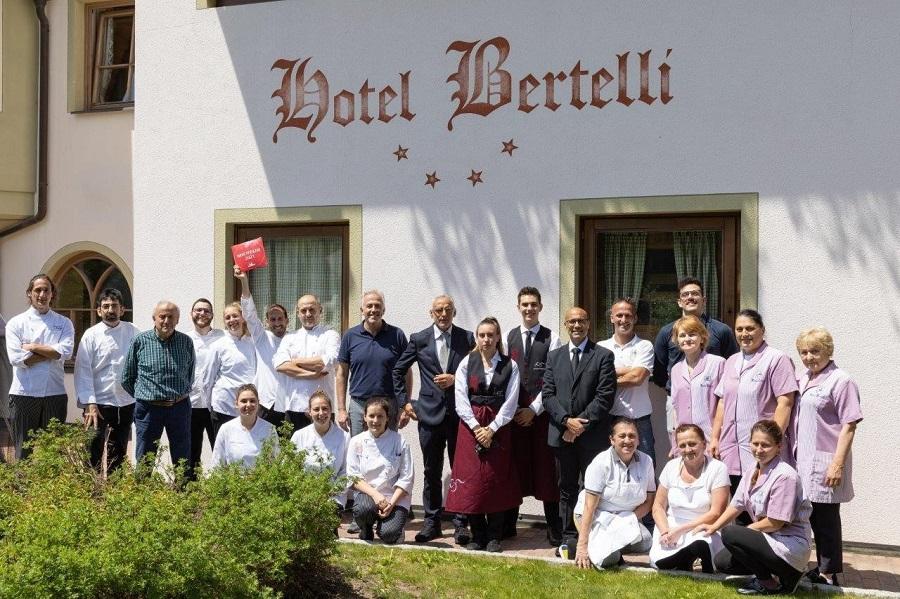 E' di Campiglio il Primo Hotel d'Italia certificato ISO 21401