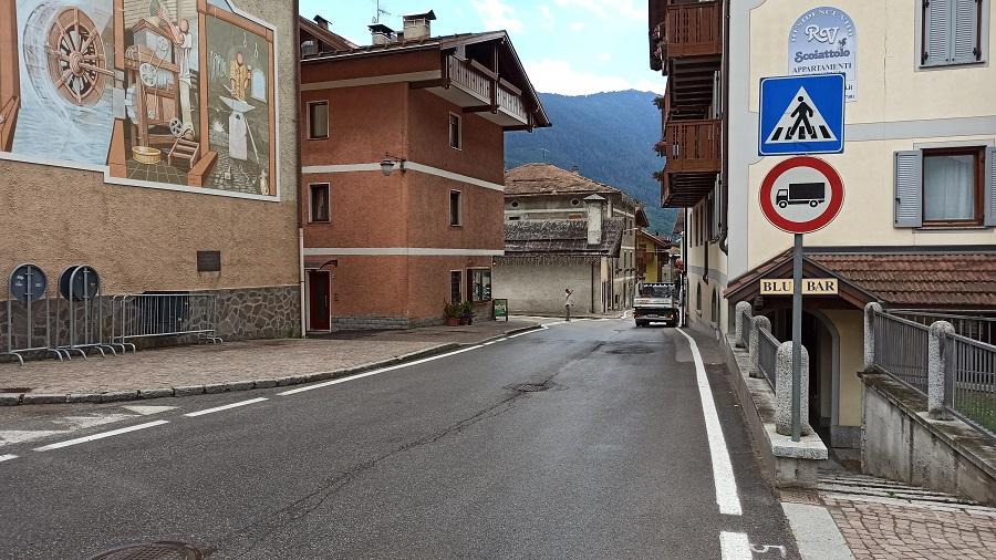 Dal 12 luglio al 31 agosto il traffico verrà deviato lungo via Fucine e via Genova