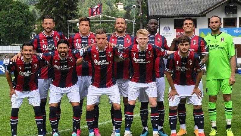 Il Bologna ringrazia Pinzolo