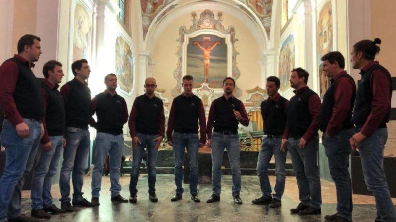 """""""Serata in…canto con il Coro Fiaschi di Borgo Lares"""""""