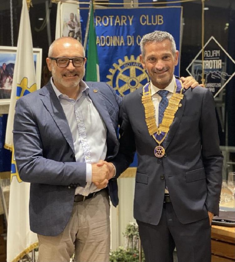 Joseph Masè è il nuovo Presidente del Rotary Club di Madonna di Campiglio