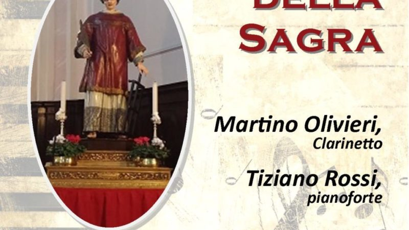 Concerto della Sagra – 10 agosto al Paladolomiti