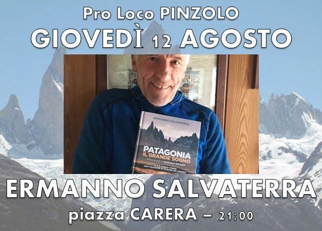 Giovedì 12 agosto – Ermanno Salvaterra in piazza Carera