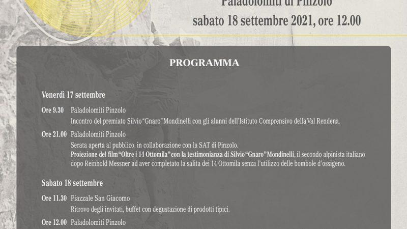 17/18 settembre – Programma della 50ma Targa d'Argento