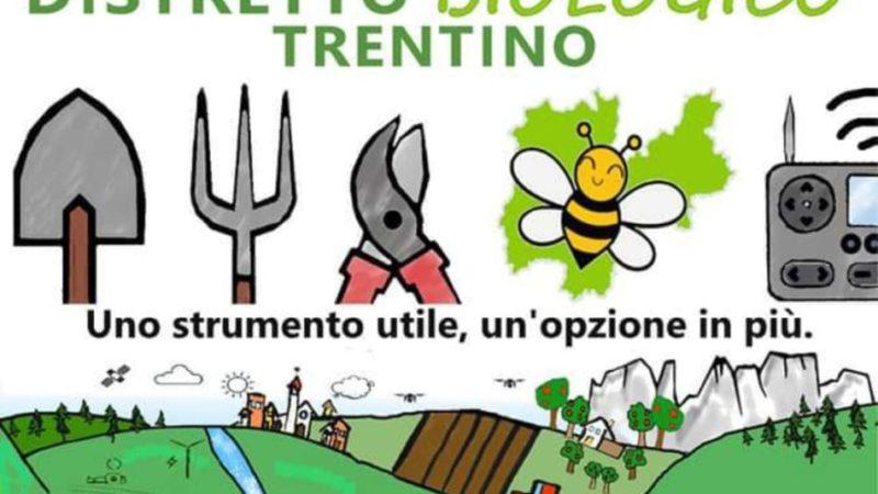 Referendum sul Distretto biologico Trentino: VOTA SI