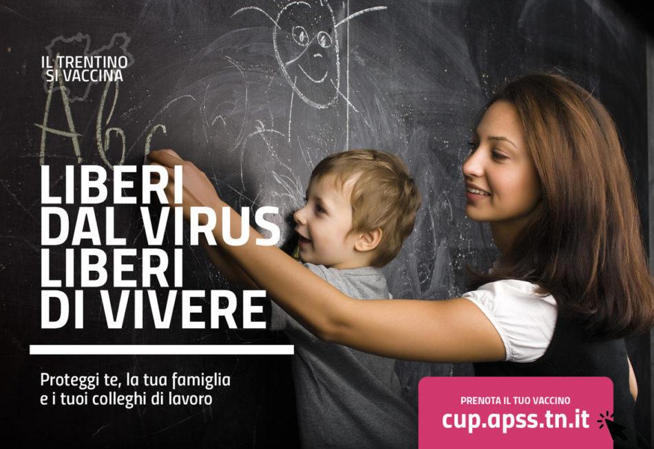 Zero decessi e 10 nuovi contagi. Quasi 760.000 vaccinazioni