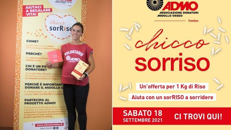 18 settembre: Torna la campagna ADMO Chicco Sorriso
