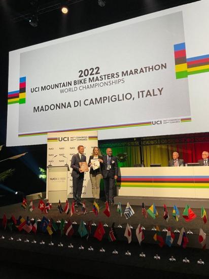 PINZOLO: la Dolomitica Brenta Bike 2022 sarà Uci Mtb Marathon Masters World Championships