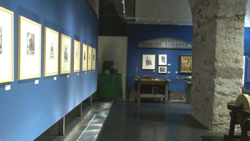 """C'è un pezzo di Rendena nella mostra """"Ferri taglienti"""" di Bolzano"""