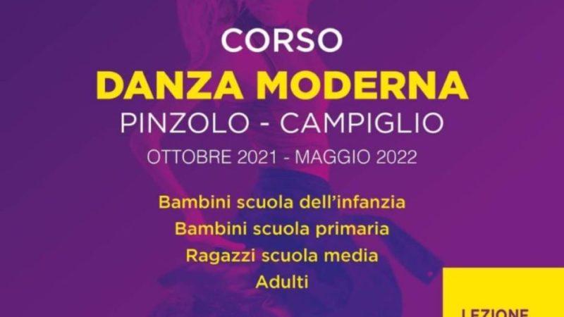 Corso DANZA MODERNA Pinzolo-Campiglio