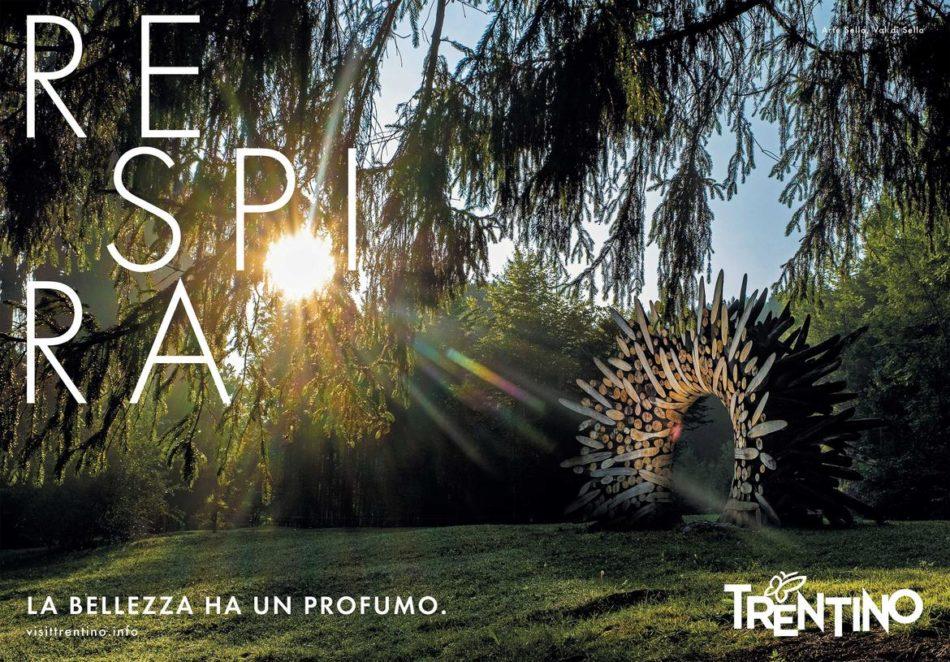 """Premiata la campagna """"Respira sei in Trentino"""". Maurizio Rossini: attesta l'ottima efficacia del messaggio che abbiamo voluto lanciare in Italia e all'estero"""