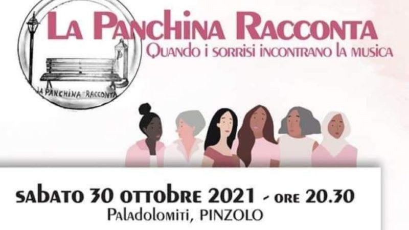 Paladolomiti 30 ottobre – La panchina racconta