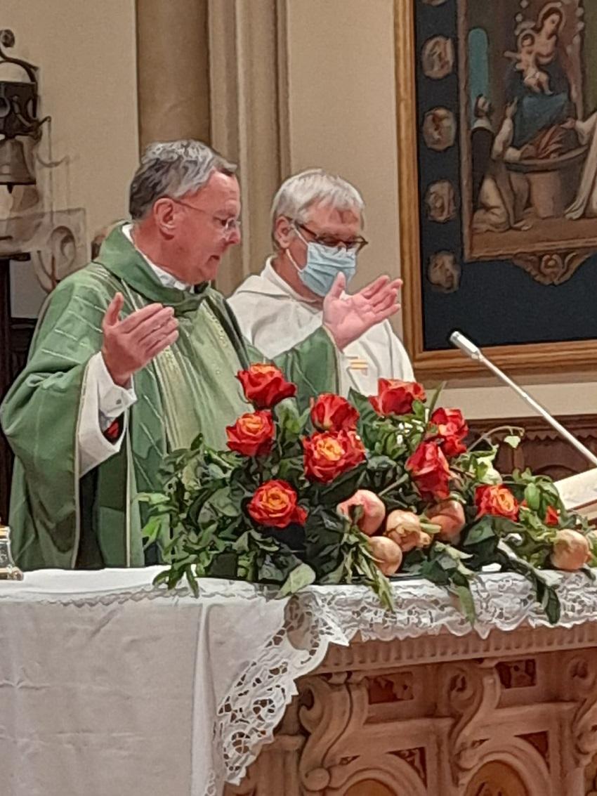 Don Giulio Viviani è il nuovo parroco di Mezzocorona e Roverè della Luna