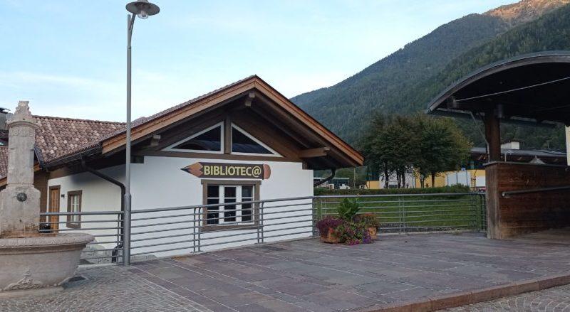Nuova biblioteca a Spiazzo
